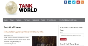 Tank Screen